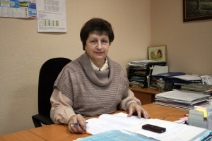 Каплина Татьяна Федоровна, Зам. директора по учебно-воспитательной работе