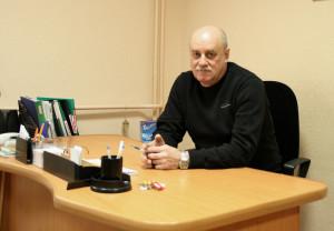 Демченко Владимир Николаевич, заведующий спортивными сооружениями
